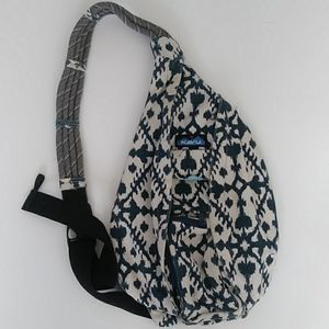 Kavu One Shoulder Ikat Backpack Unisex